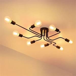 Luminaire Led Plafond : 1000 id es sur le th me lustres de salle manger sur ~ Edinachiropracticcenter.com Idées de Décoration
