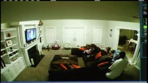 Home Interior Video Surveillance : Home Surveillance Shows Aaron Hernandez Night Of Killing