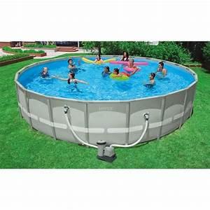 Pool 3 66 X 1 22 : intex 22 39 x 52 ultra frame swimming pool ~ Kayakingforconservation.com Haus und Dekorationen