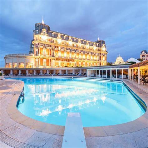 prix chambre hotel du palais biarritz hôtel du palais à biarritz est un établissement 5 étoiles