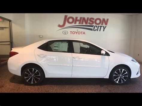 Johnson City Toyota by 2017 Toyota Corolla Johnson City Tn Kingsport Tn Bristol