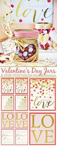 Valentine's Day Gift - Heart Jars - The 36th AVENUE  Valentines