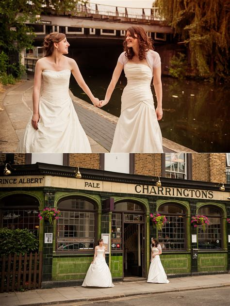 camden wedding photographer prince albert pub