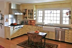 Rustic, French, Country, Kitchen, Decor, Decoor