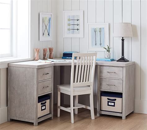 everett modular corner desk pottery barn
