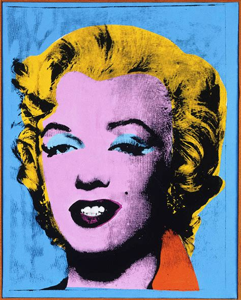 how warhol turned marilyn into a