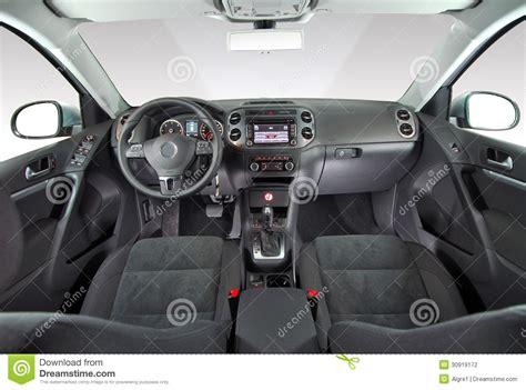 int 233 rieur d une voiture moderne photographie stock image