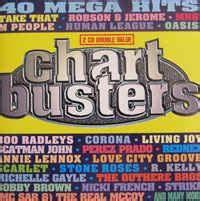 Chartbusters 40 Mega Hits 1995 Cd Discogs