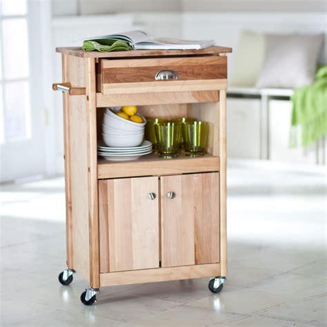 The Brennan Microwave Cart   Kitchen Islands and Carts at