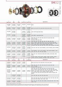 Case Ih Catalogue Front Axle  Page 23