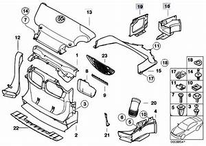 Original Parts For E46 320d M47n Touring    Vehicle Trim