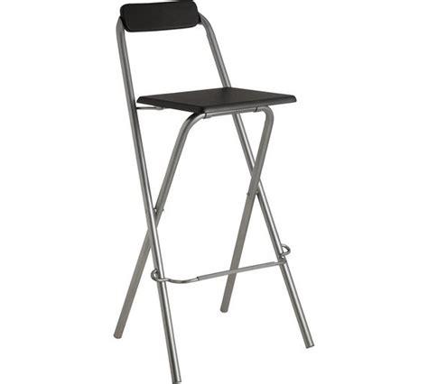 fold up bar stools buy simple value theo pair of folding bar stools at argos 3503