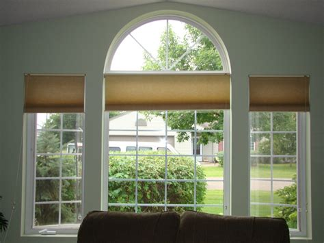treat arched windows
