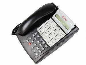 avaya partner 18d display phone 700340193 With avaya 18d series 2