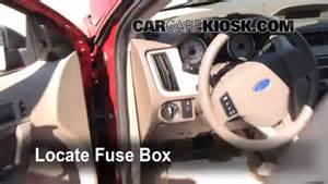 ford fusion 2012 problems interior fuse box location 2008 2011 ford focus 2009