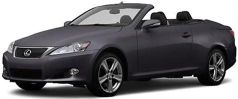 2012 Lexus Is 250 C (hardtop Convertible