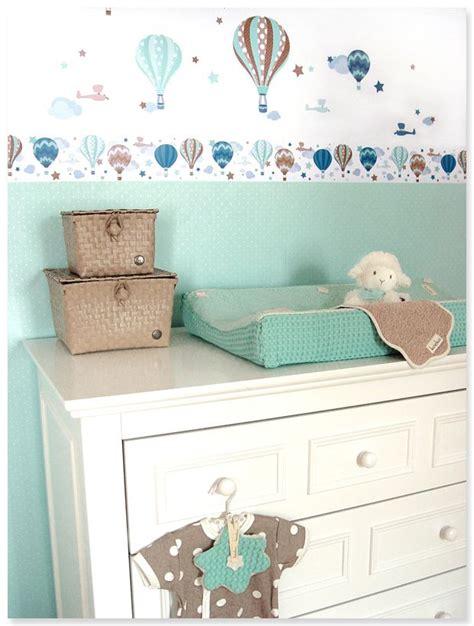 Dekoration Kinderzimmer Mint by Hoch Hinaus Mit Den Tollen Hei 223 Luftballon Wandstickern