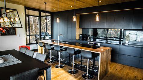 cuisine moderne la stokholm armoires de cuisine moderne ateliers jacob