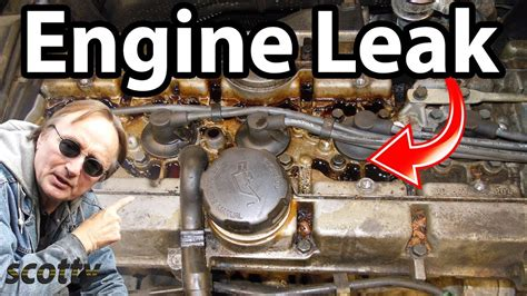 How To Fix Engine Oil Leaks In Your Car