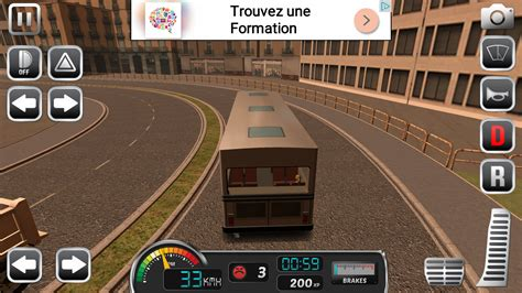 bus simulator  android  test  video