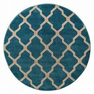 Teppich Rund Wolle : teppich rund angebote auf waterige ~ Watch28wear.com Haus und Dekorationen