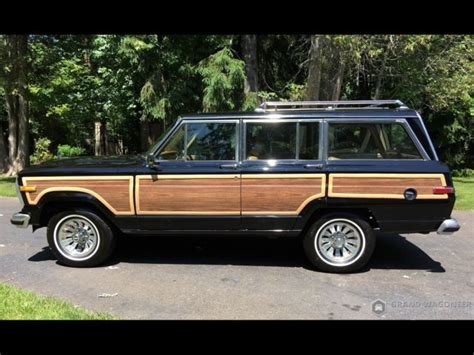 classic jeep wagoneer for sale 1986 jeep grand wagoneer by grand wagoneer by classic