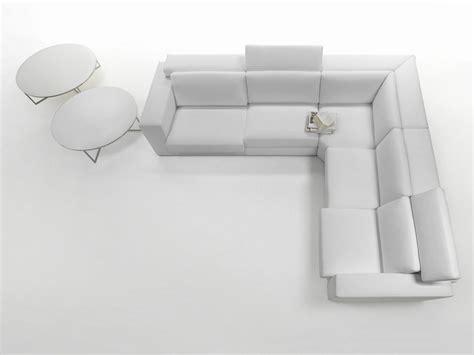 repose tête pour canapé canapé d 39 angle en cuir avec repose tête richmond by giulio