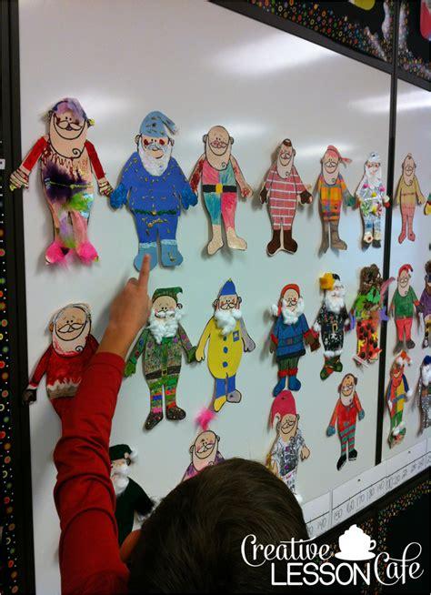 Creative Lesson Cafe Santa's Stylish New Suit