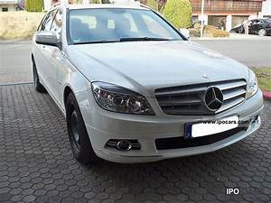 2008 Mercedes-benz C 180 Kompressor Avantgarde