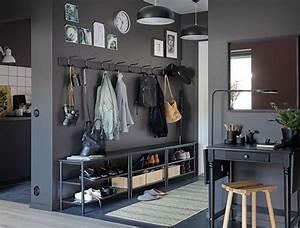 Meuble Entrée Ikea : entr e meubles d 39 entr e ikea ikea ~ Teatrodelosmanantiales.com Idées de Décoration