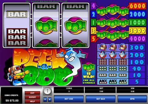 Spielautomat Peekaboo Kostenlos Online  Jetzt Spielen