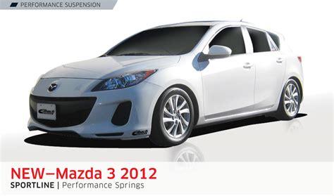 mazda product line product releases mazda 3 2012 sportline