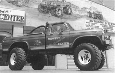 1979 bigfoot monster truck bigfoot the worlds most famous ford monster truck