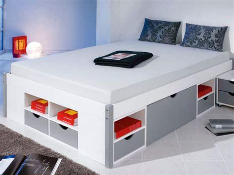 bureau sur roulettes lit design avec rangement de la marque atylia meuble et