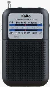 For Sony Icfp26 Portable Am  Fm Radio Eva Hard Protective