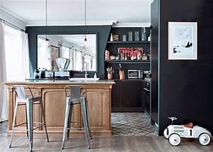 Deco Cuisine Bistrot : 5 conseils d co pour une cuisine bistrot ~ Louise-bijoux.com Idées de Décoration