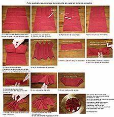 Pliage Serviette En Papier Noel : 1000 ideas about pliage serviette en papier on pinterest pliage serviette papier pliage ~ Farleysfitness.com Idées de Décoration