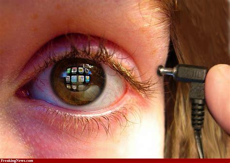 eye phone modern technologies