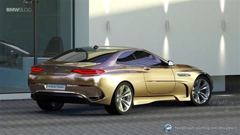 Resurrected Bmw 8 Series To Return By 2020