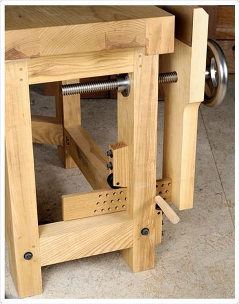 mesa de carpintero images  pinterest work benches workbenches  woodworking