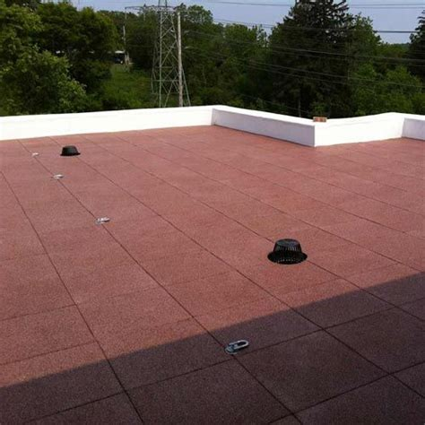 Roof Mats - rooftop deck flooring features flat roof deck flooring