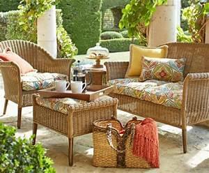 Salon De Jardin Rotin Tressé : salon de jardin pour enjoliver nos espaces outdoor ~ Premium-room.com Idées de Décoration