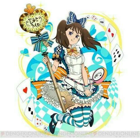 Diane Of The Seven Deadly Sins Nanatsu No Taizai No