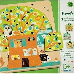 Outdoor Spielzeug Für Kleinkinder : 3 schichten kleinkind puzzle baumhaus der tiere aus holz von djeco djeco puzzles puzzle ~ Eleganceandgraceweddings.com Haus und Dekorationen