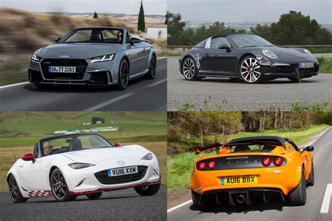 convertible cars for best convertible cars 2017 evo