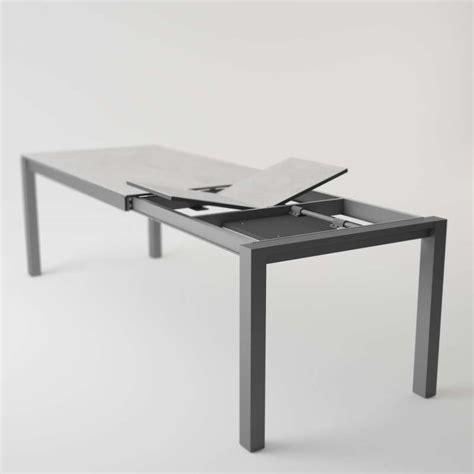 cuisine moderne prix table moderne en céramique extensible quadra 4 pieds
