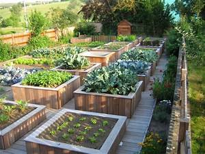 realiser un potager en carre facon permaculture ma With amenager un jardin paysager 13 fontaine bassin leroy merlin