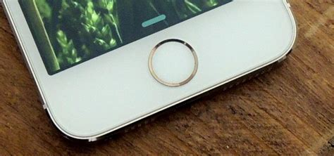 iphone 5s home button touch don t press extend the lifespan of your iphone 5s
