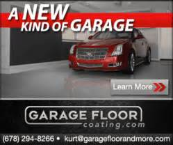 garage floor paint deals garage floor coating of atlanta offers a special discount at atlanta home show march 23 25