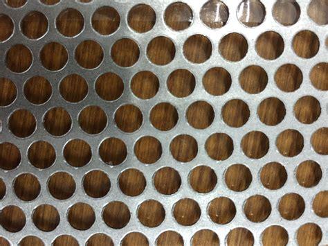 jual plat lubang atau perforated plate harga murah bekasi